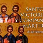 Santos Victorino y Compañeros Mártires